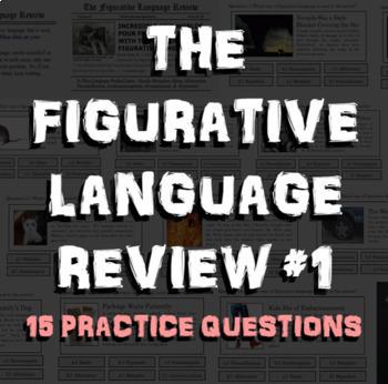 Figurative Language Review PowerPoint No.1