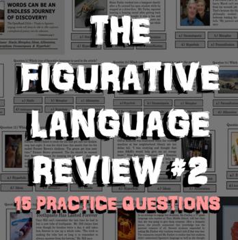 Figurative Language Review PowerPoint No.2