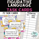 Figurative Language Review Sorting Activity--50+ pieces (G