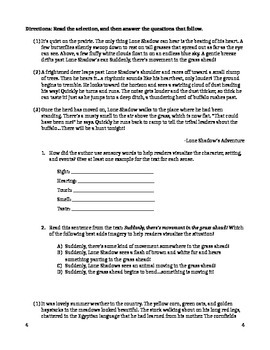 Figurative Language Review Worksheet by Upper Elem and ...