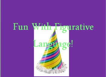 Figurative Language Review and Test