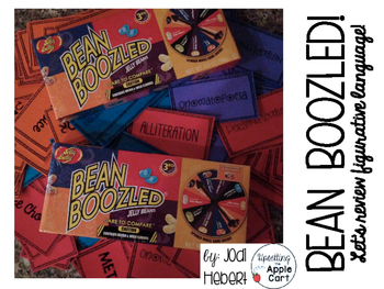 Figurative Language Review with Bean Boozled