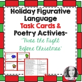 Figurative Language & Writing Activity- Twas the Night Bef