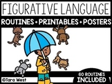 Figurative Language Routines Curriculum #FLASHBASH