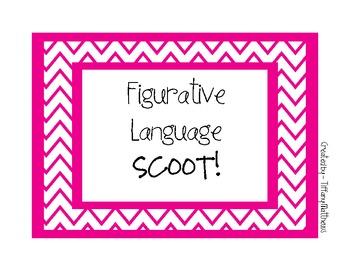 Figurative Language SCOOT!