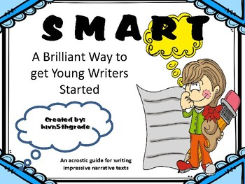 Figurative Language SMART START for Young Writers