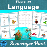 Figurative Language Scavenger Hunt