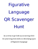 Figurative Language Scavenger Hunt Activity