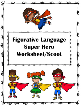 Figurative Language Scoot