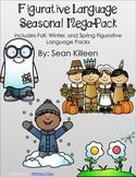 Figurative Language Seasonal Mega Pack