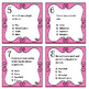 Figurative Language Set {task cards, and QR Codes with answer key}
