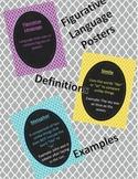 Figurative Language Signs- Common Core
