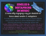 Figurative Language- Similes & Metaphors in Music