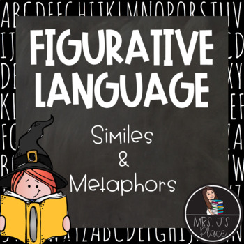 Figurative Language- Similes and Metaphors