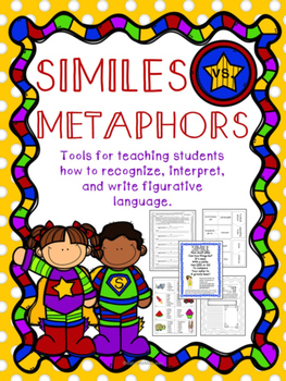 Figurative Language- Similes vs. Metaphors