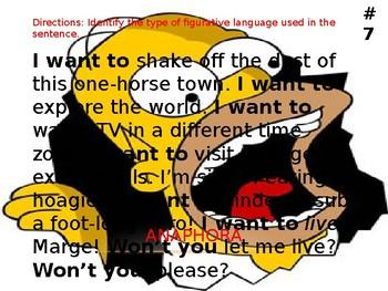 Figurative Language Slideshow