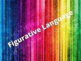 Figurative Language & Sound Devices Prezi with Handout