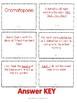 Figurative Language Spoons Game
