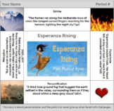 Figurative Language Square (For Any Novel or Story)