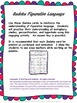 Figurative Language Sudoku Activity Sheets with answers