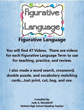 Figurative Language Supplemental Activities