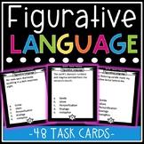 Figurative Language Task Cards Bundle