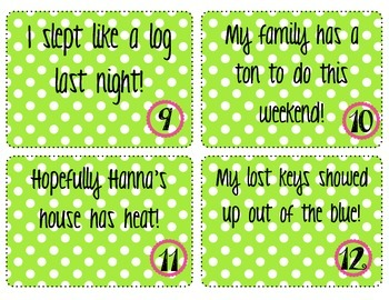 Figurative Language Task Cards *FREEBIE*