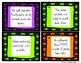 Figurative Language Task Cards - Halloween Theme