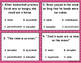 Figurative Language Task Cards- Multiple Choice and Short Answer