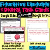Figurative Language Task Cards Using Google Forms: A Digital Resource