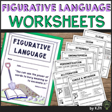 Figurative Language Teaching Worksheets