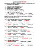 Figurative Language Quiz/Test