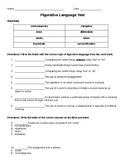 Figurative Language Test with Answer Key