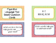 Figurative Language Text Based Question Cards!