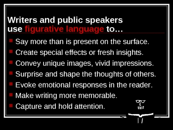 Figurative Language: The Art of Imagination