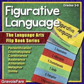 Figurative Language—The Language Arts Flip Book Series