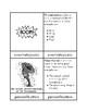 Figurative Language - Three/Four Part Cards