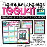 Figurative Language Toolkit | Activities | Google Slides |