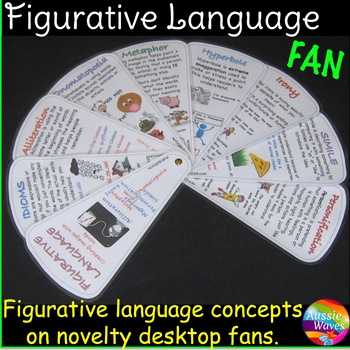 Figurative Language Tools to Improve Writing Skills  ** FAN Memory Prompt