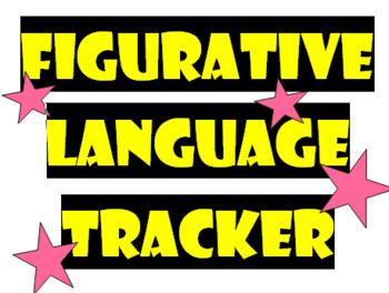 Figurative Language Tracker