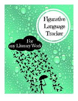 Figurative Language Tracker for Any Literary Work