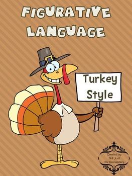Figurative Language Turkey Style