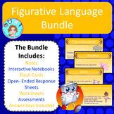 Figurative Language Unit Bundle – Upper Elementary – No Pr