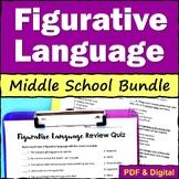 Figurative Language Activities Set - Save 20%!