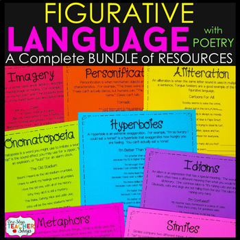 Figurative Language with Poetry