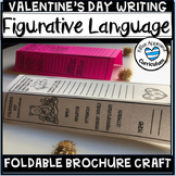 Valentines Day Figurative Language Activity Brochure