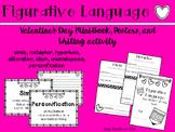 Figurative Language of Love {Valentine's Day} Mini-Book an