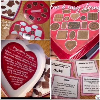 Figurative Language Valentine's Day