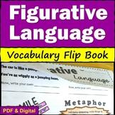 Figurative Language Flip Book Foldable (Plus Pre-Assessment!)