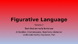 Figurative Language Vol. 2 by D. Koster